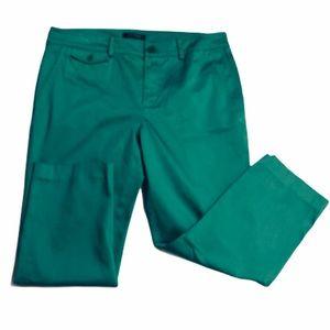 Ralph Lauren green capris